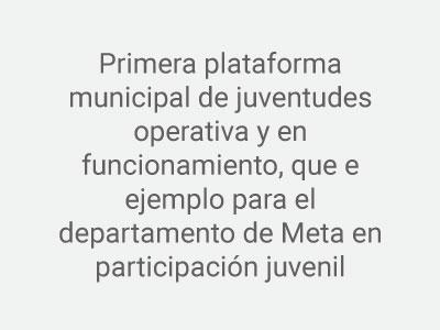 Imagen Indicador participación juvenil